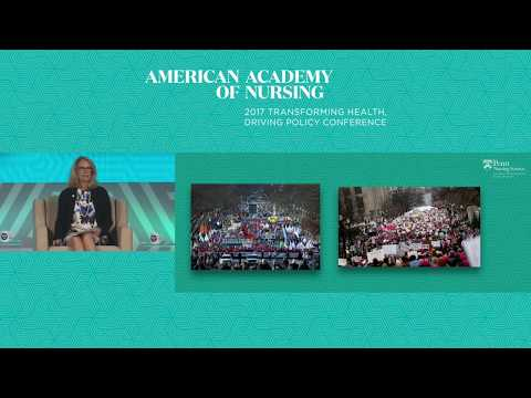 AAN2017 Day 2 - 03 Interactive Plenary Panel: The Influence of Nursing on Social Justice