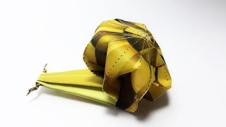 Snail Origami tutorial !