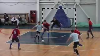 """Футбол """"РостМет-2"""" 9:4 """"Красина"""". Полная версия"""