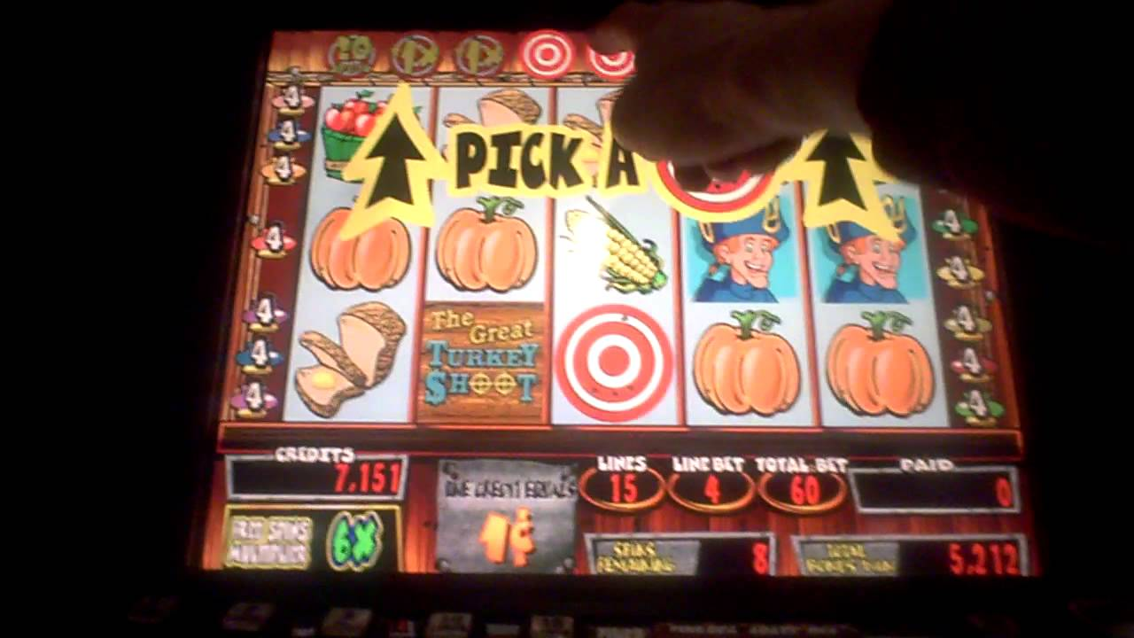 Turkey Shoot Slot - Available Online for Free or Real