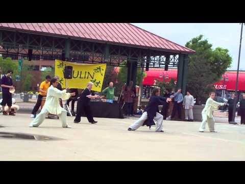 World Tai Chi and Qigong Day, April 30 2016; organized by WULIN INSTITUTE