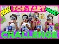 POP TART CHALLENGE - Magic Box Toys Collector vs.Toy Box Magic ( Collaboration )