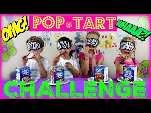 POP TART CHALLENGE - Magic Box Toys Collector vs.Toy Box Magic ( Collaboration )