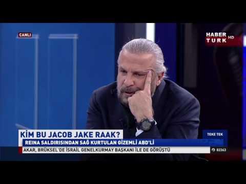 Gizemli ABD'li Jacob Jake Raak Kimdir? Mete Yarar Teke Tek'te Anlattı