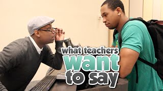 87. What Teachers Want To Say: Part 2