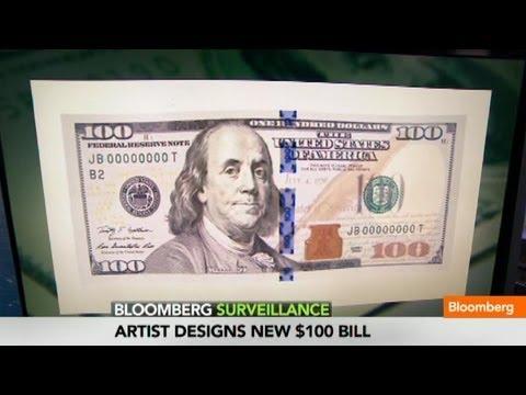 New $100 Bill: A Sneak Peak At The Redesigned Benjamin Franklin Note