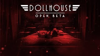 A First Taste into this Up Coming Horror Game!! - Dollhouse