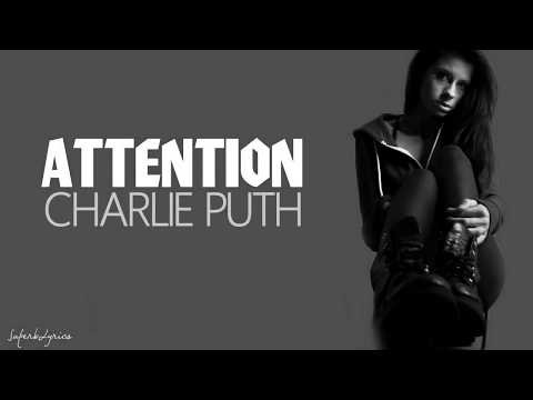 Charlie Puth - Attention / Lyrics (FEMALE PERSPECTIVE, Andie Case Cover)