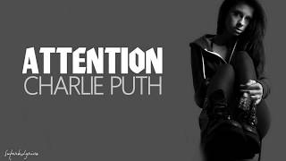 charlie puth attention lyrics female perspective andie case cover