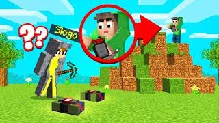 BOMB TROLL In SPEEDRUNNERS vs. HUNTERS! (Minecraft)
