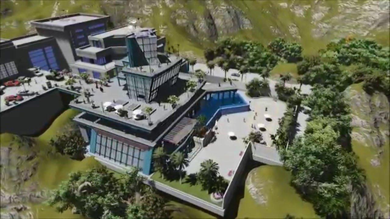 Man Uling Mountain Resort Youtube