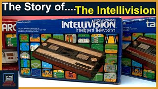 The Story of Tнe Mattel Intellivision - How to SCARE Atari - Video Game Retrospective
