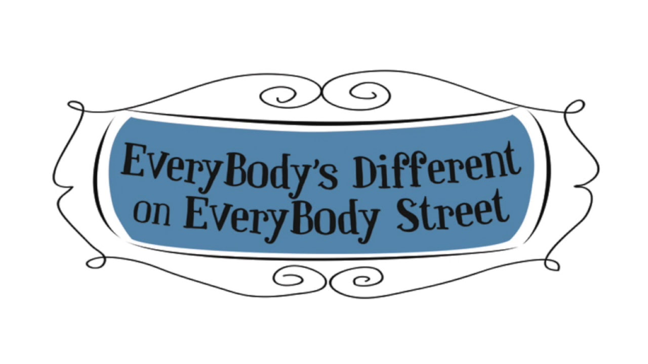 0b3d2d1ab02 Everybody s Different on Everybody Street (update) - YouTube
