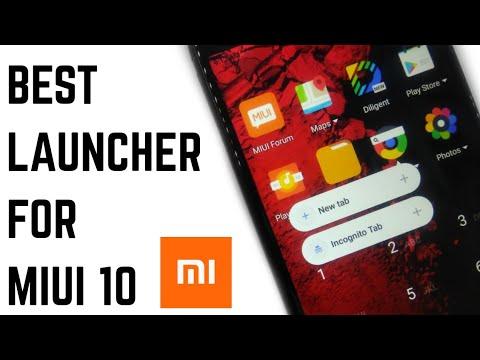 Best Launcher For Miui 10/9!3D Touch Enable Launcher