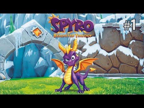 Twitch Livestream | Spyro Reignited Trilogy Part 1 [Xbox One]