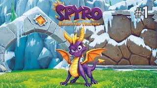 Twitch Livestream | Spyro Reignited Trilogy Part 1 [Xbox One]