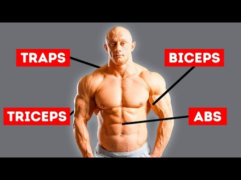 3 Exercises to Hit Every Single Muscle in Your Body
