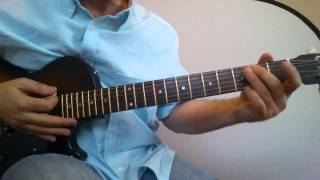 The Real Me (The Who) Guitar Lesson