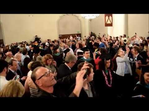 Berkeley Goldman School of Public Policy 2016 Commencement