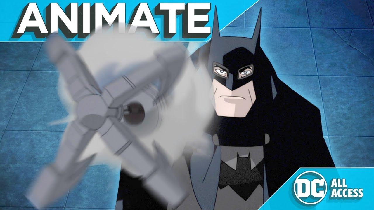 GOTHAM BY GASLIGHT: Bruce Timm Talks Upcoming Animated Film