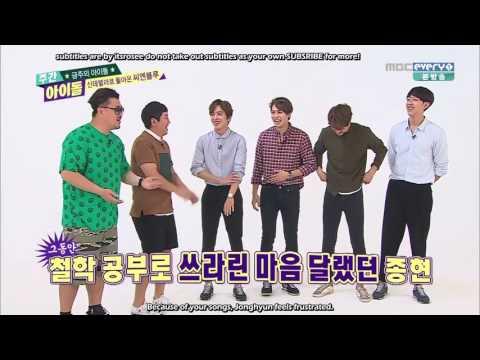 [ENG SUB] 150930 CNBLUE  Weekly Idol Full