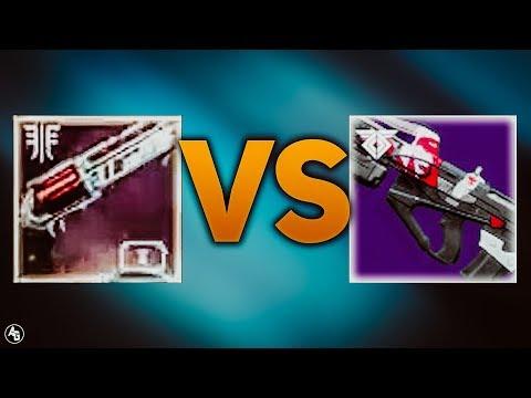 Luna's Howl vs Redrix Claymore (which should you grind for?) | Destiny 2 Forsaken