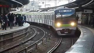 京王線ラッシュ 都営10-300形区間急行「京王多摩センター行き」下高井戸駅通過
