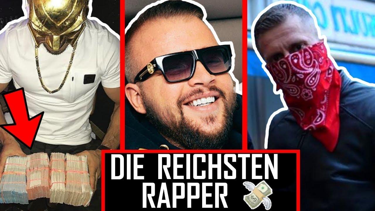 🔴 Die REICHSTEN Rapper Deutschlands 💸 🔴 Bonez MC Kollegah KC