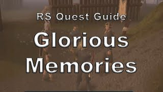 RS: Glorious Memories Guide - RuneScape
