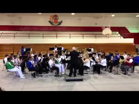 Crenshaw County honor band