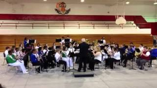 Crenshaw County honor band