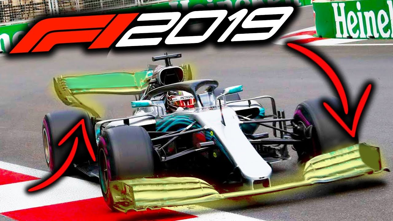 F1 2019 Car Changes New Simpler Front Wings Lets Talk F1