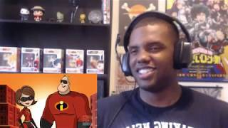 How It Should Have Ended - Incredibles 2 Reaction!!!