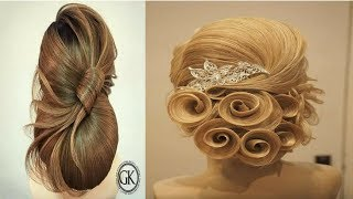 Easy Beautiful Hairstyles Tutorials**Amazing hair Tutorials