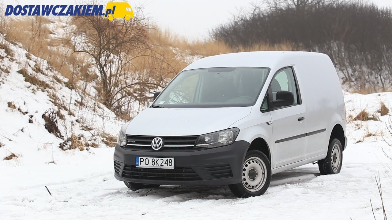 test vw caddy 2 0 tdi 4motion 110 km furgon z nap dem 4. Black Bedroom Furniture Sets. Home Design Ideas