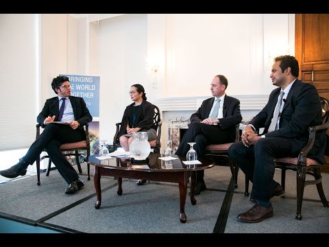 The Digital Opportunity:  Reducing Global Poverty through Economic Innovation | Part 3