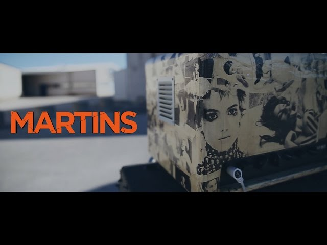 MARTINS - Everybody loves us