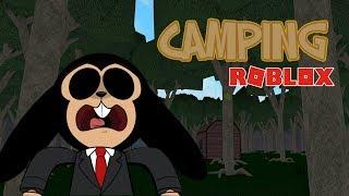 SORTEO DE 3000 ROBUX !! + El Camping del TERROR en Roblox