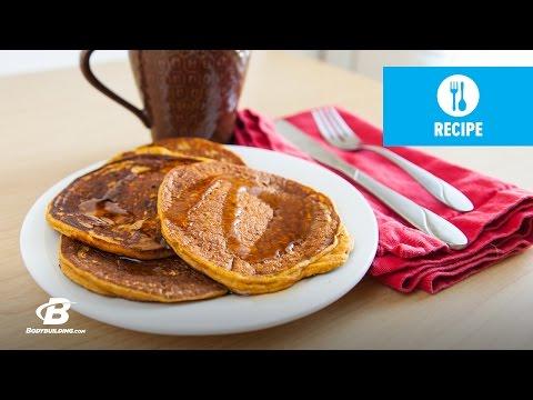 Healthy Pumpkin Spice Pancakes | Jamie Eason LiveFit