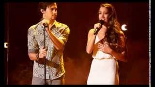 Alex & Sierra - Gravity (The X Factor Usa Performance) Studio Version