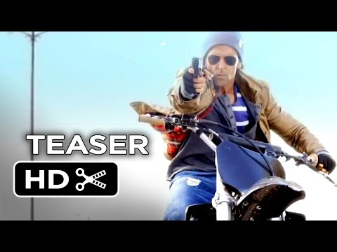 Bang Bang Official Teaser 1 (2014) - Bollywood Adventure Romance Movie HD