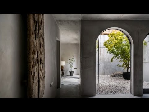 Interior design the modern wabi sabi home tour london youtube - Wabi sabi interior design ...