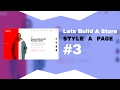 How to Style a page with CSS & SASS