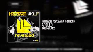 Hardwell feat. Amba Shepherd - Apollo [OUT NOW!]