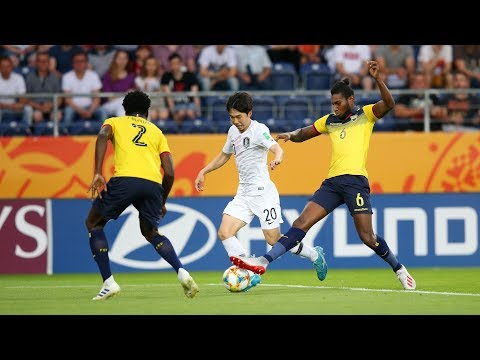 MATCH HIGHLIGHTS - Ecuador v Korea Republic - FIFA U-20 Worl
