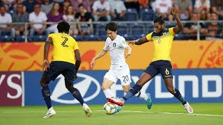 Watch Online MATCH HIGHLIGHTS Ecuador v Korea Republic FIFA U20 World Cup Poland 2019