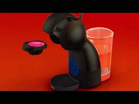 NESTLE DOLCE GUSTO Krups Piccolo XS - Capsulemachine - Productvideo