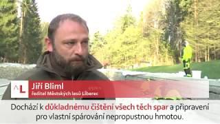 Liberecký magazín | Oprava Lesního koupaliště