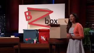 Shark Tank Bzbox Indian Girl Amazing packaging Product