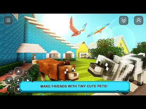 Girls Craft: Virtual Pet Shop - Android Gameplay